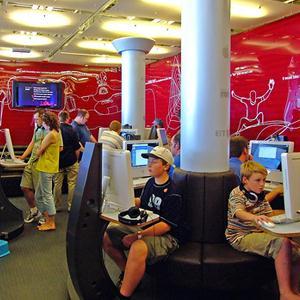 Интернет-кафе Биазы