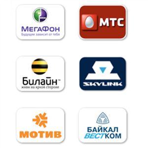 Операторы сотовой связи Биазы