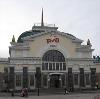 Железнодорожные вокзалы в Биазе