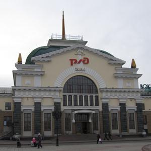 Железнодорожные вокзалы Биазы